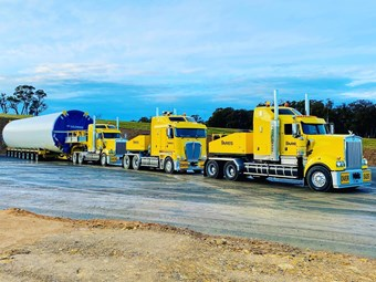 Buyers sought for Ares Transport Group and Millars Heavy Haulage