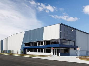 Vaughan completes $11m Qld warehouse for McPhee