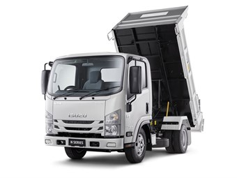Isuzu introduces upgrades to tipper range