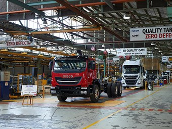 Truckmakers adapt to Victorian COVID-safe procedures