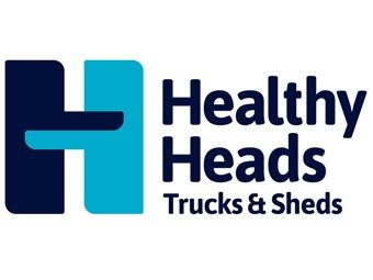 Healthy Heads in Trucks and Sheds in official launch