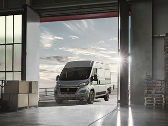 Fiat boosts drivetrain to enhance Ducato van