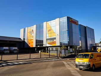 DHL Express lifts lid on new $50 million Sydney facility