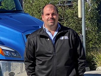 Vacant Volvo Group Brisbane Truck Show spot filled fast