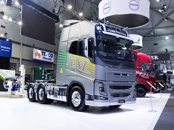 Volvo dumps Brisbane Truck Show under the cover of COVID