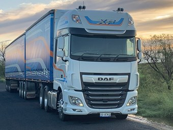 Heart of Australia soon to gain two new DAFs
