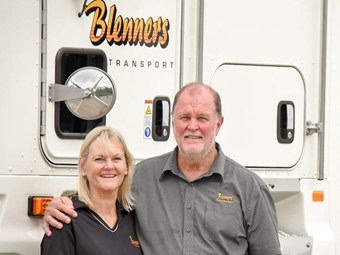Blennerhassetts honoured as 2020 Kenworth Legends