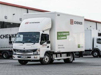 DB Schenker gives electric tick with huge eCanter fleet order