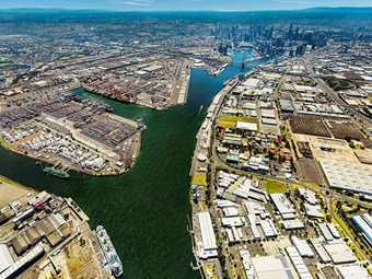 Action being taken on Melbourne port leases says government