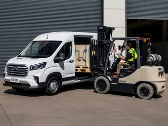 LDV launches big new Deliver 9 commercial van