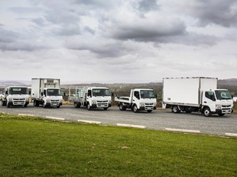 Truck sales moving on up out of Covid