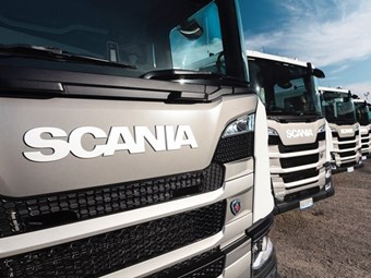 Scania to miss BTS as floor space opens up