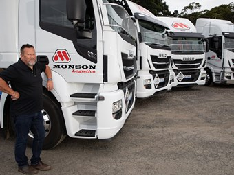 Eight is great for Monson Iveco fleet boost