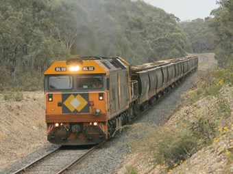 Canberra tips treasure into Murray Basin freight rail