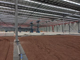 Bapcor bullish on Melbourne warehouse progress