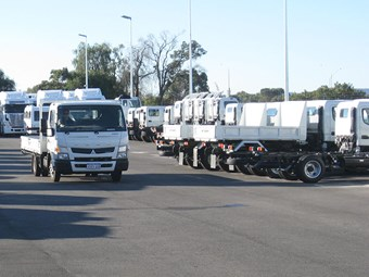 Light duty carries the load in January truck sales