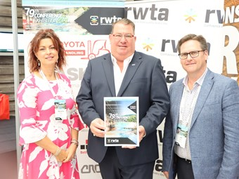 Canberra plaudits for refrigerated transport at RWTA conference