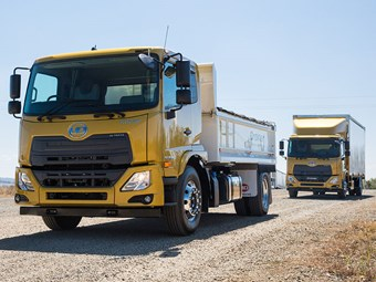 Volvo and Isuzu complete UD transaction