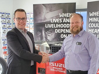 Isuzu Australia names its 2020 dealers of the year