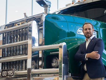 Chapman gains vice president role with Mack Australia
