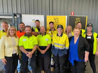 Truck driver skills initiative underway in Western Australia