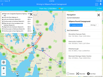 New ExplorOz travel app makes trip planning easier