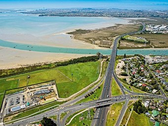 Waterview tunnels constructions reaches halfway point
