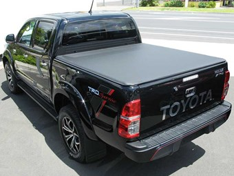 New ute tonneau cover unveiled in time for Fieldays
