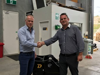 Kinshofer buys Doherty Attachments