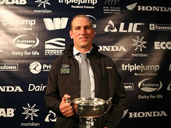 Hard work pays off in Manawatu Dairy Awards