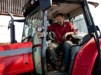 Steady tractor sales in New Zealand