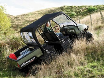 Polaris Ranger Crew ATV