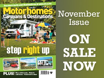 What's in the November issue of MCD?