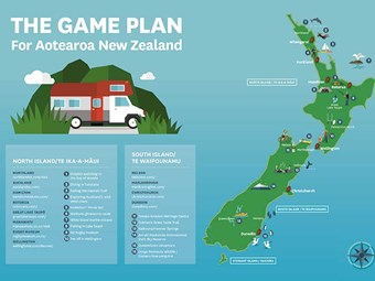 Explore New Zealand with the 2017 Lions Series