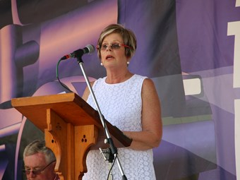 Truckies honoured at Tarcutta