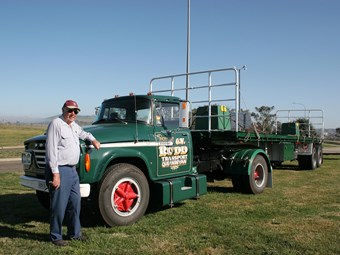 Long distance pioneers LDRTA shaped Australian trucking industry