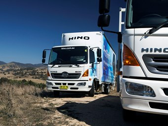 Hino bears the brunt from decline in truck sales