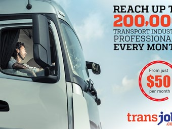 Transjobs.com.au: Back in the driver's seat