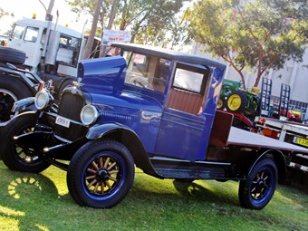 Classic trucks to turn out at Penrith