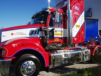Lindsay goes big with Macks in linehaul fleet