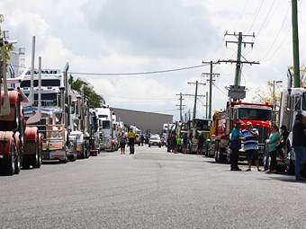 Casino Truck Show to occupy the town's CBD