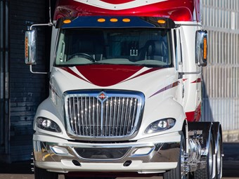 International Trucks to competitors: Take us on and see how you go