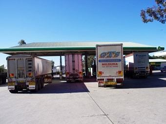 Truckstop of the Month: BP Beresfield