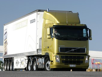 Volvo issues recall for FM and FH model trucks