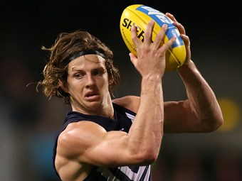 Trucking's in the blood for AFL footballer Nathan Fyfe