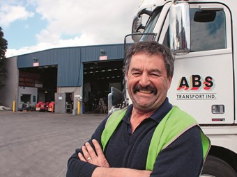 Brake test boost for ABS Transport Industries
