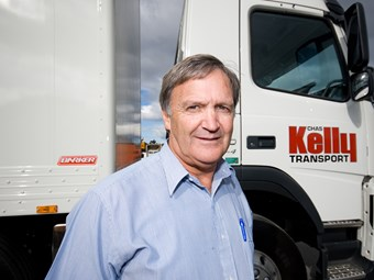 Kelly backs rebranded Noske Logistics to shine