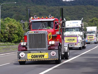 Camp Quality Convoy raises $1.7m for charity