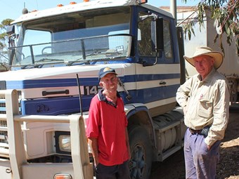 Truck cop's tough love: Ian Musgrove on the beat