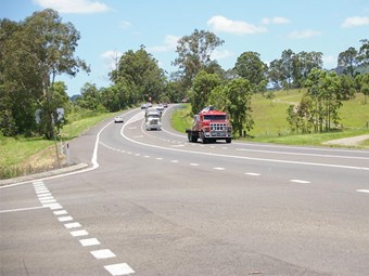 Bruce Highway receives $46.7 million upgrades